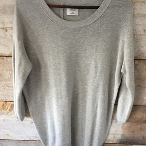 Wilfred light weight sweater
